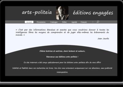 Éditions Arte Politeia