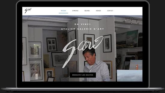Galerie d'art Garreau