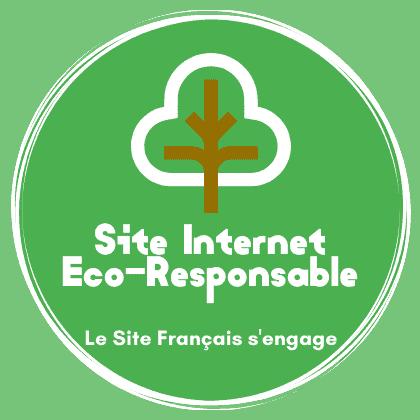 logo site internet écologique écoresponsable